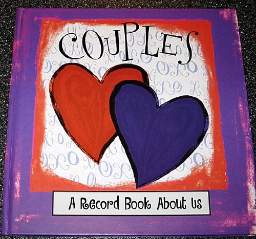 9780741699831: Couples: A Hot Little Book About Us (Record Book)