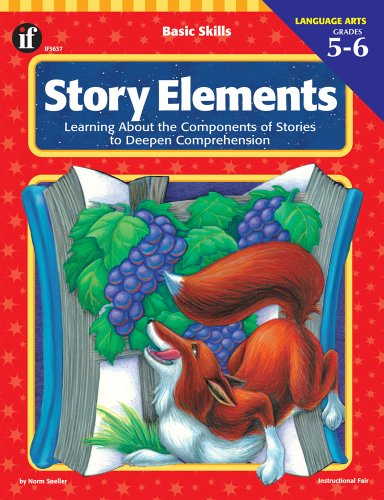 9780742401044: Basic Skills Story Elements, Grades 5 to 6: Learning About the Components of Stories to Deepen Comprehension