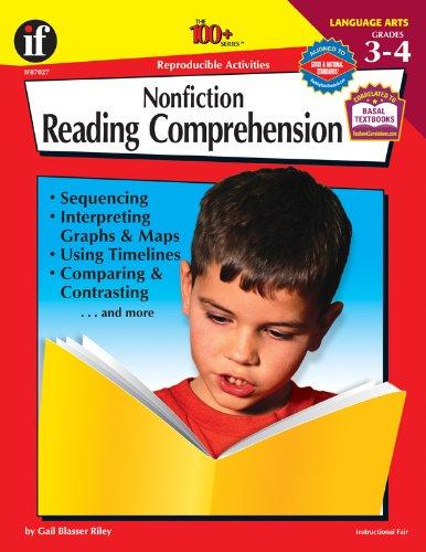 The 100+ Series Nonfiction Reading Comprehension, Grades: Gail Blasser-Riley