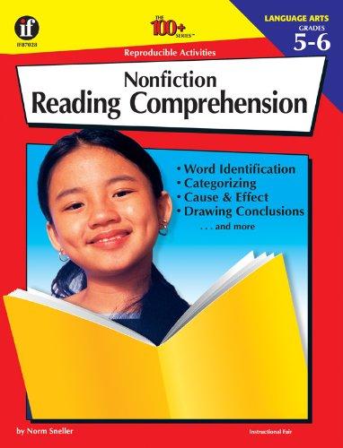 9780742402201: The 100+ Series Nonfiction Reading Comprehension, Grades 5-6