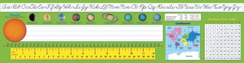 9780742403017: Traditional Cursive, Intermediate Nameplates (All-In-One Desk Plates)