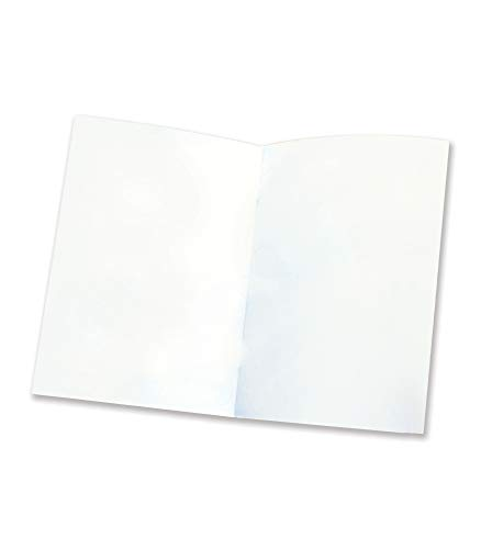 9780742403888: Rectangle Blank Book for Young Authors, Grades K - 3