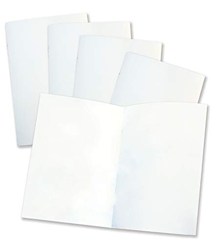 Rectangle Blank Book for Young Authors (12-pack), Grades K - 3 9780742403895 There are endless possiblities with the Rectangle Blank Book for Young Authors. Featuring 16 blank, unlined pages that are ready for any