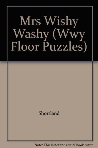 9780742406056: Mrs Wishy Washy (Wwy Floor Puzzles)