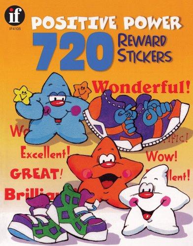 9780742409613: Positive Power 720 Reward Stickers