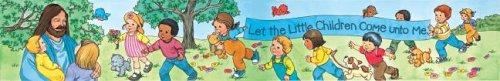 9780742410893: Let the Little Children Come Unto Me Banner (Christian Banner)