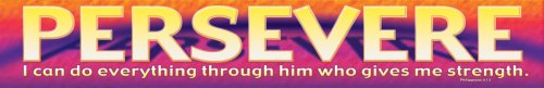 9780742414853: Persevere (Christian Banner)