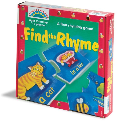 9780742415362: Find the Rhyme: A First Rhyming Game
