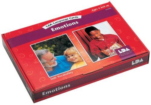 9780742416079: Emotions Language Cards (Lda Language Cards) (Spanish, English, German and French Edition)