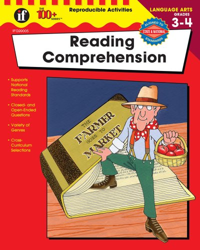 9780742417670: The 100+ Series Reading Comprehension, Grades 3-4