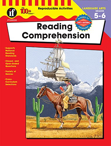 9780742417687: Reading Comprehension, Grades 5 - 6 (The 100+ Series™)