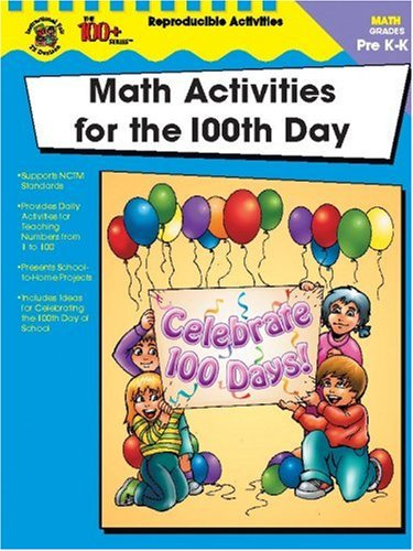 9780742417700: The 100+ Series Math Activities for the 100th Day
