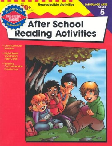 9780742417755: After School Reading Activities, Grade 5 (100+)