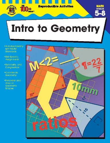9780742417779: The 100+ Series Intro to Geometry