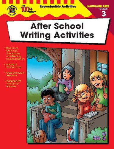 9780742417830: After School Writing Activities, Grade 3 (100+)