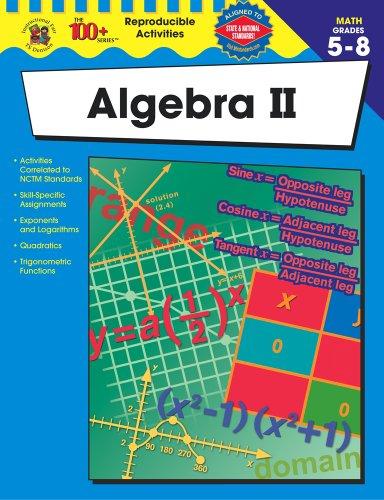 9780742417892: The 100+ Series Algebra II