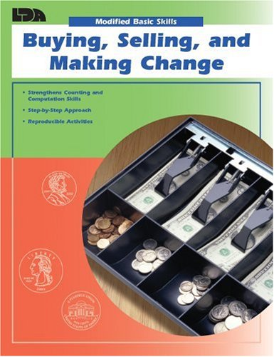 9780742419254: Buying, Selling, and Making Change (Modified Basic Skills)