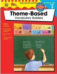 9780742419339: The 100+ Series Theme Based Vocabulary Builders, Grade 3