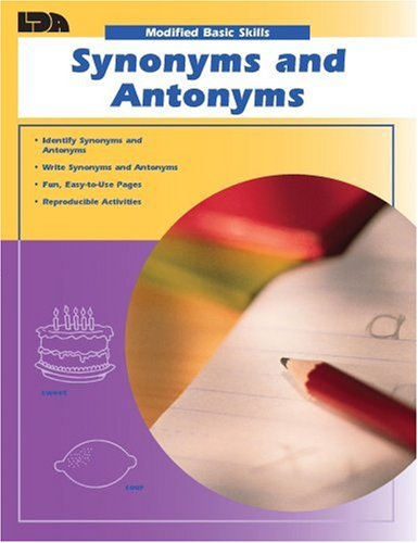 9780742419377: Modified Basic Skills Synonyms and Antonyms