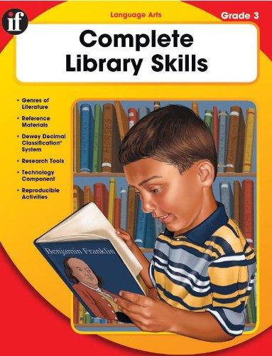 9780742419537: Complete Library Skills, Grade 3