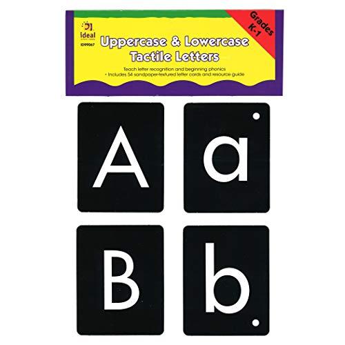 9780742427204: Tactile Letters Kit