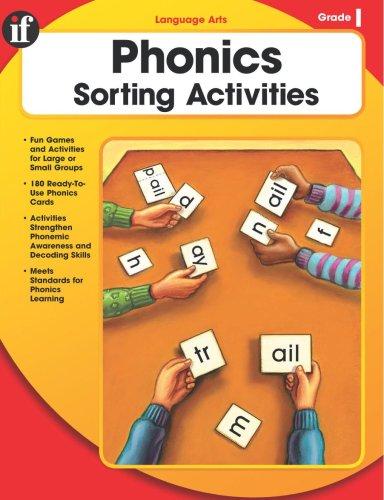 9780742427419: Phonics Sorting Activities, Grade 1
