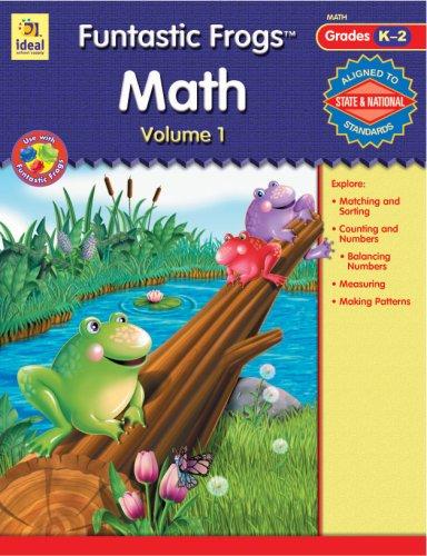 9780742427709: Funtastic Frogs Math, Volume 1 (Grades K-2)