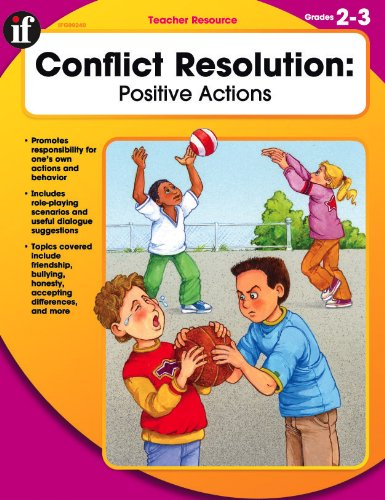 9780742427877: Conflict Resolution, Grades 2 - 3: Positive Actions