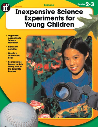9780742427907: Inexpensive Science Experiments for Young Children, Grades 2-3