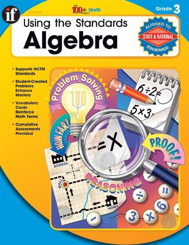 9780742428836: Using the Standards: Algebra (100+) grade 3