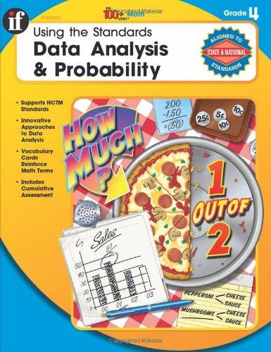 Using the Standards - Data Analysis Probability, Grade 4 (100+): MathQueue