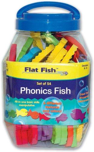 9780742430891: Phonics Flat Fish (TM) Set