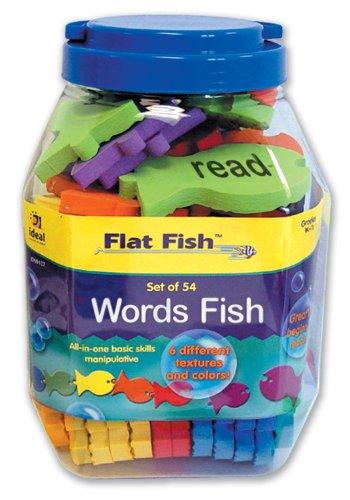 9780742430990: Words Flat Fish (TM) Set
