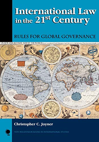 9780742500099: International Law in the 21st Century: Rules for Global Governance (New Millennium Books in International Studies)