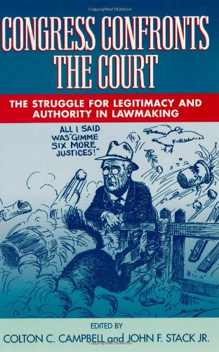 Congress Confronts the Court