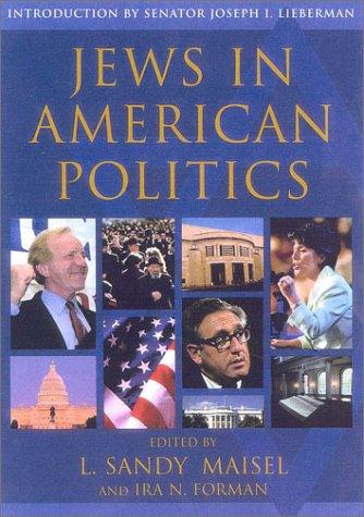 Jews in American Politics: Introduction by Senator: Maisal, Sandy L.;