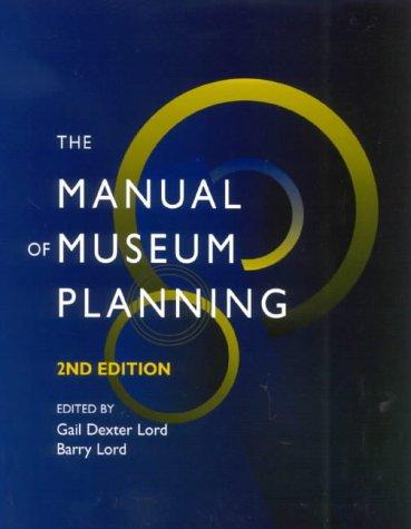 9780742504066: MANUAL MUSEUM PLANNING 2ED