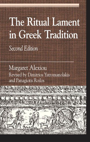 9780742507562: The Ritual Lament in Greek Tradition (Greek Studies: Interdisciplinary Approaches)