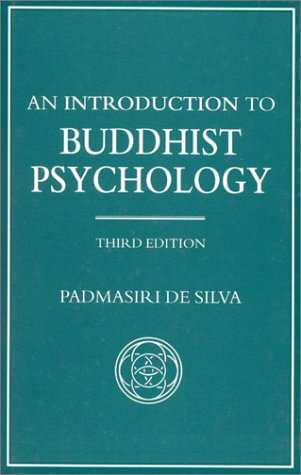 9780742508569: An Introduction to Buddhist Psychology