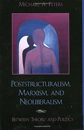 9780742509863: Poststructuralism, Marxism and Neoliberalism: Between Theory and Politics