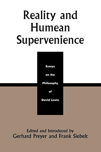 9780742512016: Reality and Humean Supervenience: Essays on the Philosophy of David Lewis (Studies in Epistemology and Cognitive Theory)