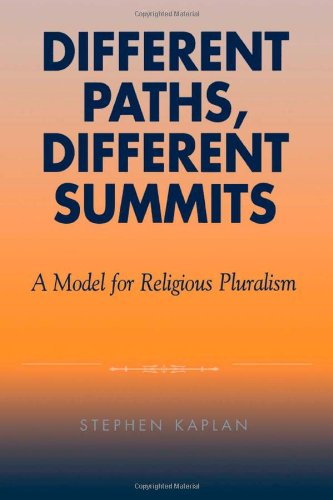 9780742513310: Different Paths, Different Summits: A Model for Religious Pluralism