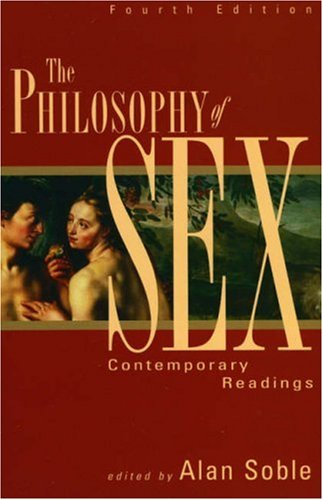 philosophy of sex A bibliography of online papers in philosophy of gender, race, and sexuality.
