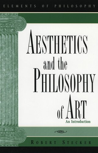 9780742514607: Aesthetics and the Philosophy of Art: An Introduction (Elements of Philosophy)