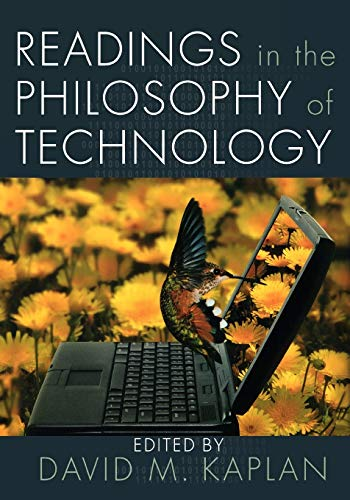 9780742514898: Readings in the Philosophy of Technology