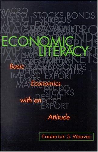 9780742516670: Economic Literacy: Basic Economics with an Attitude