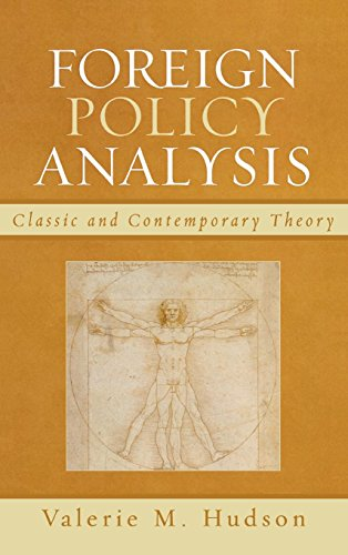 9780742516885: Foreign Policy Analysis: Classic and Contemporary Theory