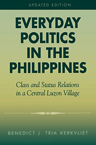 kerkvliet benedict - everyday politics philippines class