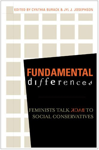 9780742519299: Fundamental Differences: Feminists Talk Back to Social Conservatives