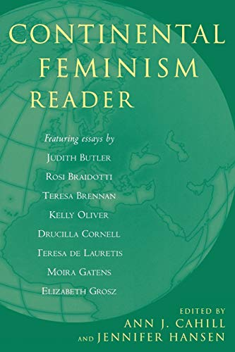9780742523098: Continental Feminism Reader